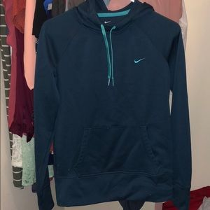 Nike Therma-fit jacket.
